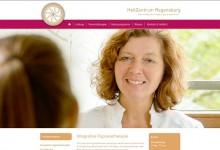 Heilzentrum Regensburg: Relaunch der Webseite